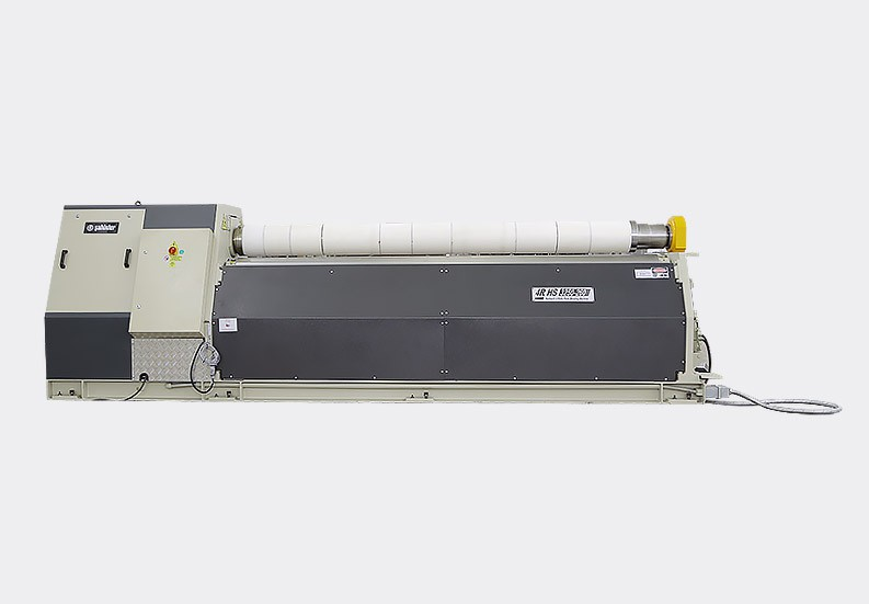 4R HS 3250-260 4Rolls Hydraulic Plate Bending Machine with Nylon Coated Rolls