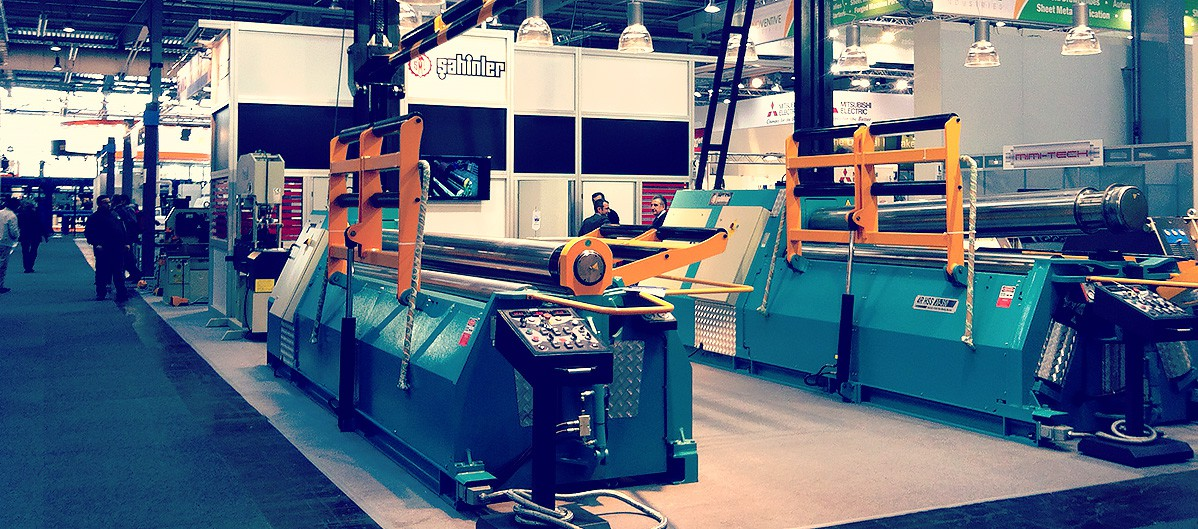 Euroblech Hannover GERMANY 2012