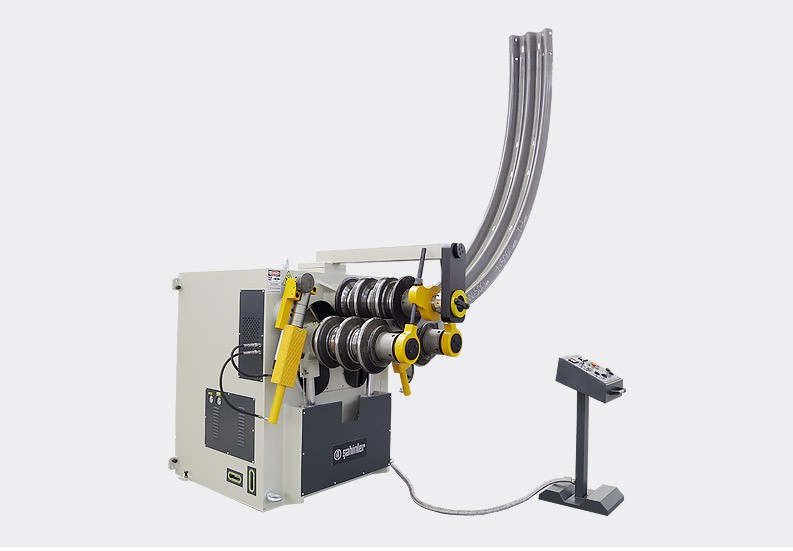 Hydraulic Corrugated Profile Bending Machine